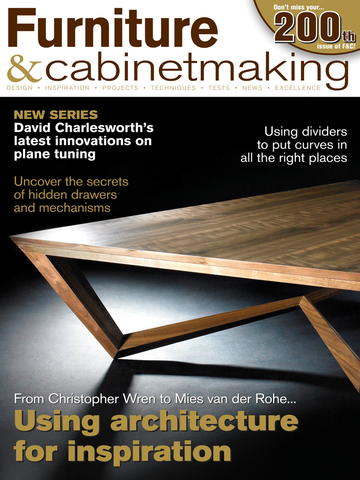 Furniture & Cabinetmaking screenshot 4