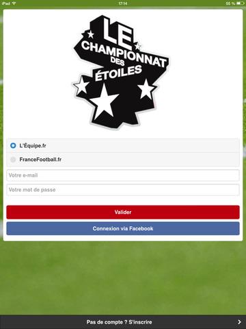 Le Championnat des Etoiles screenshot 7