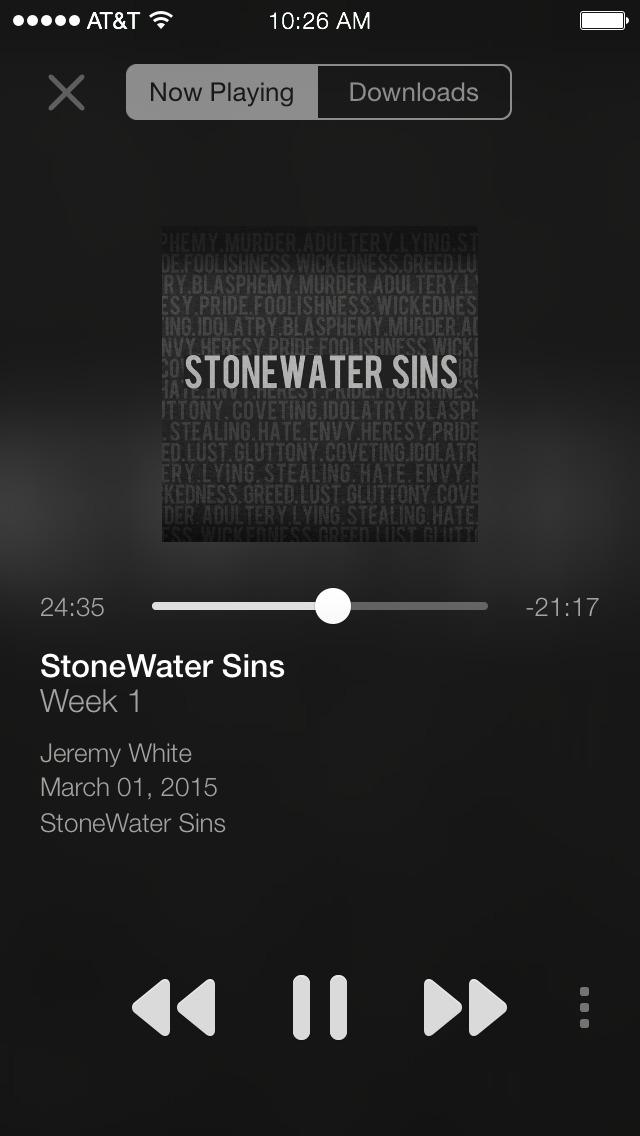 StoneWater Church screenshot 2