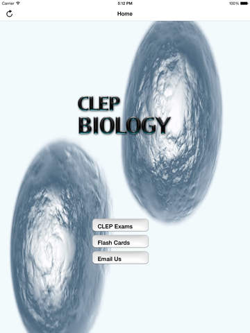 CLEP Biology Buddy screenshot 7