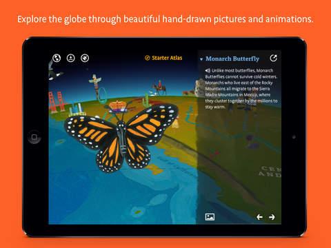 Barefoot World Atlas screenshot 10