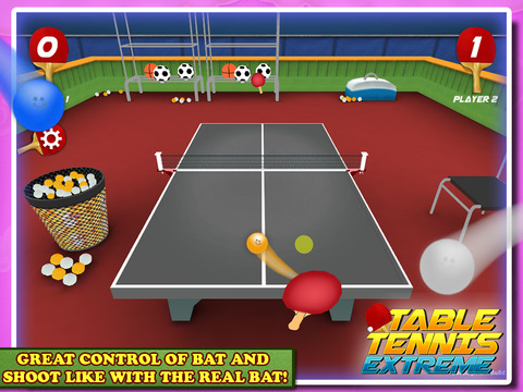 Table Tennis Extreme screenshot 10