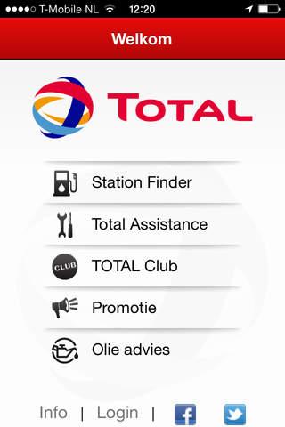 Total Nederland - náhled