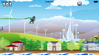 A Drop Of Speed Pro : Grand Strategy Weapon The Ninja screenshot 2