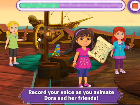 Dora and Friends HD screenshot 4