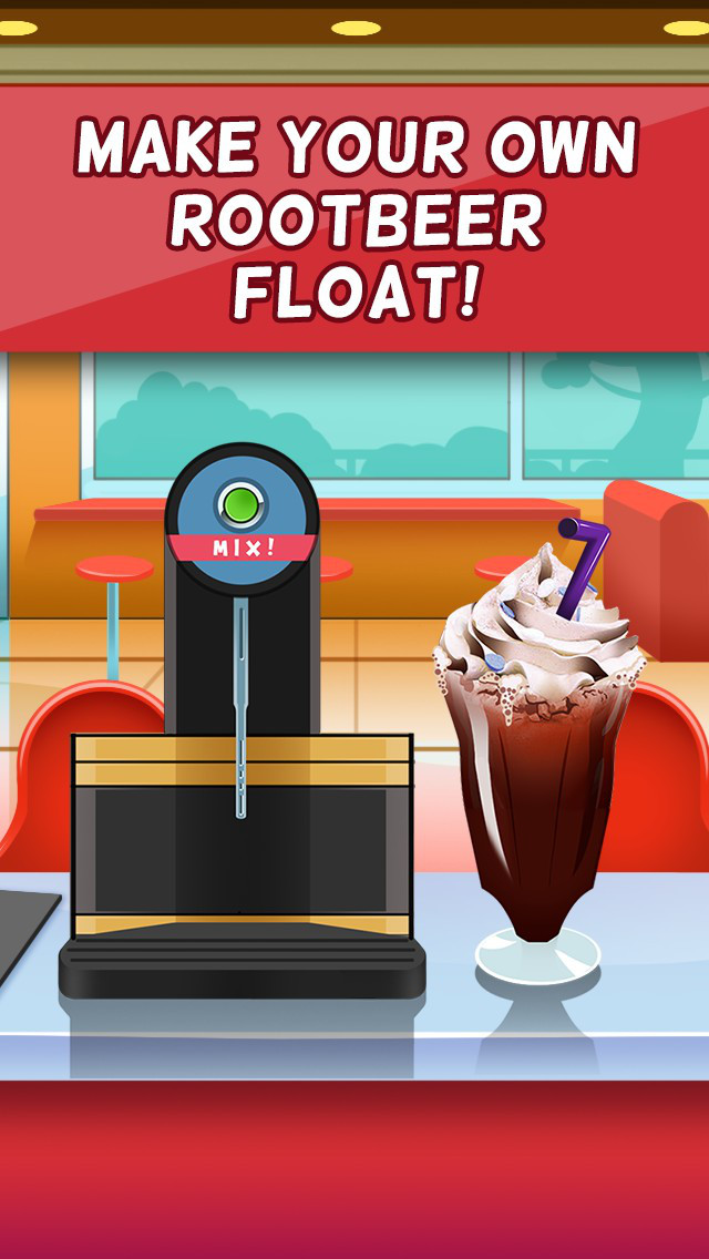 Awesome Root Beer Float Soda Pop Maker screenshot 2