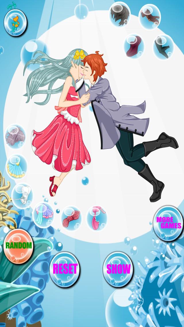 明星的海中婚礼 screenshot 2
