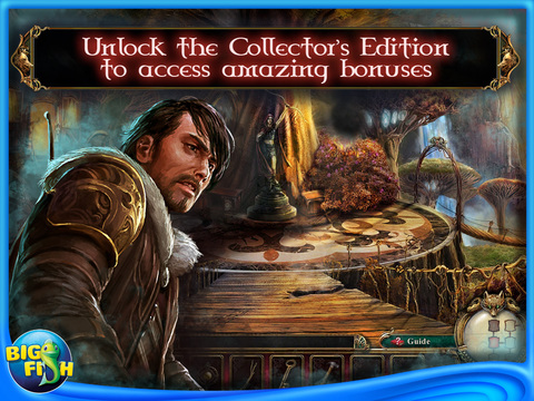 Dark Parables: The Red Riding Hood Sisters HD - A Hidden Object Fairy Tale (Full) screenshot 2