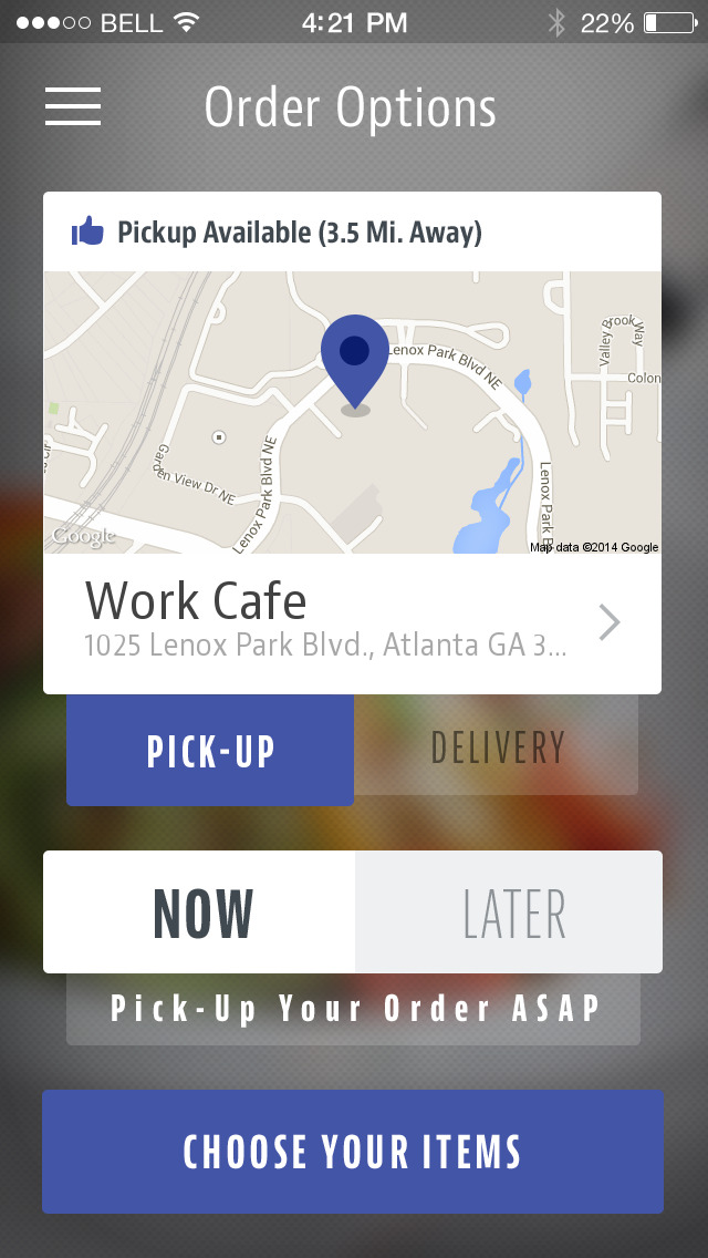 Work Cafe screenshot 2