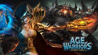 Age of warriors - dragon magic screenshot 1