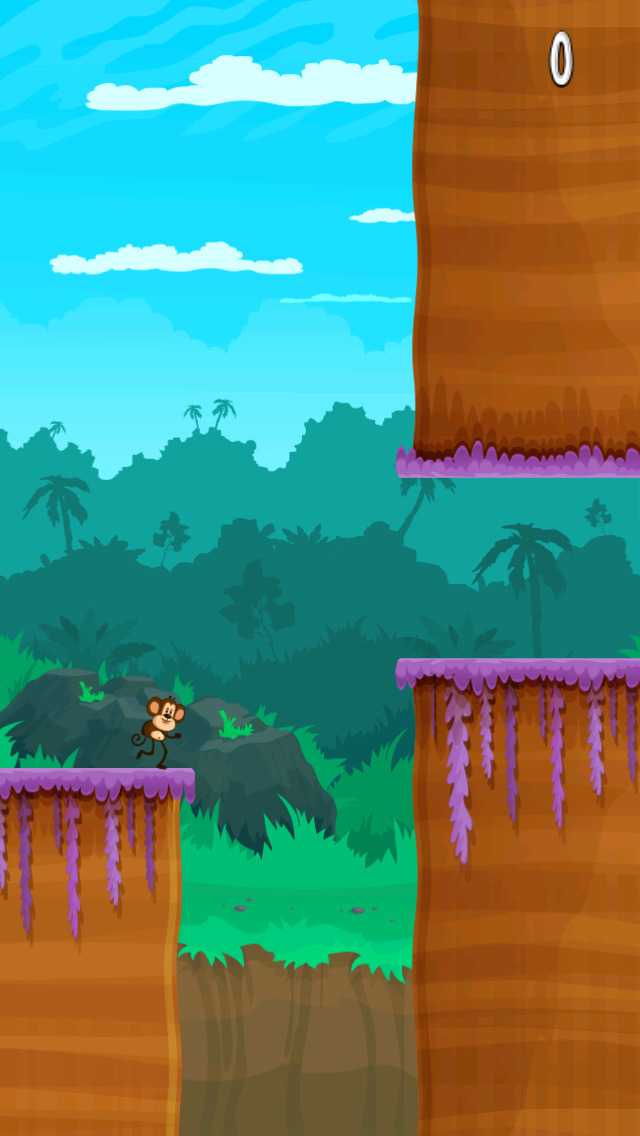 Monkey Jump Racer screenshot 2