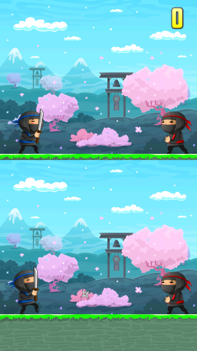 Ninja Fight Training screenshot 2