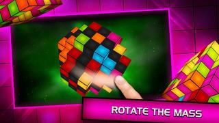 Polyform (3D cube puzzle) screenshot 1