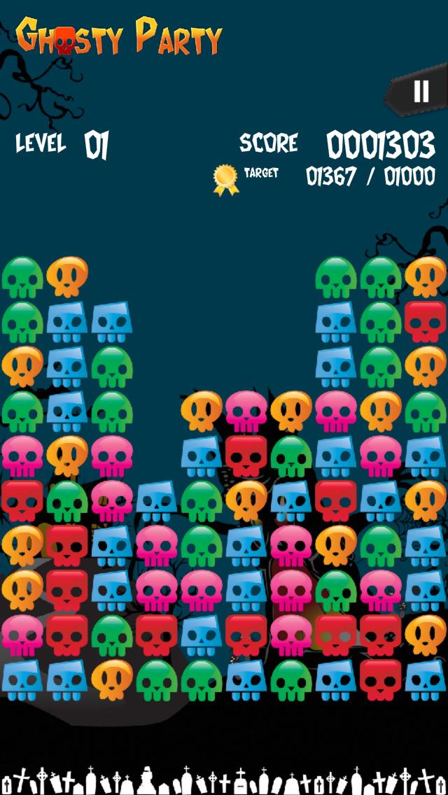 Ghosty Party screenshot 4