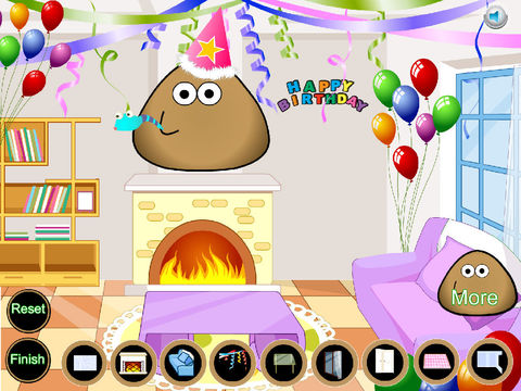 Dress Up Birthday Room screenshot 6