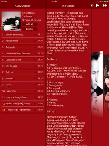 Album Flow screenshot 9
