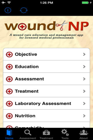 WOUND NP - náhled