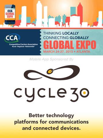 CCA Annual Convention 2015 screenshot 3