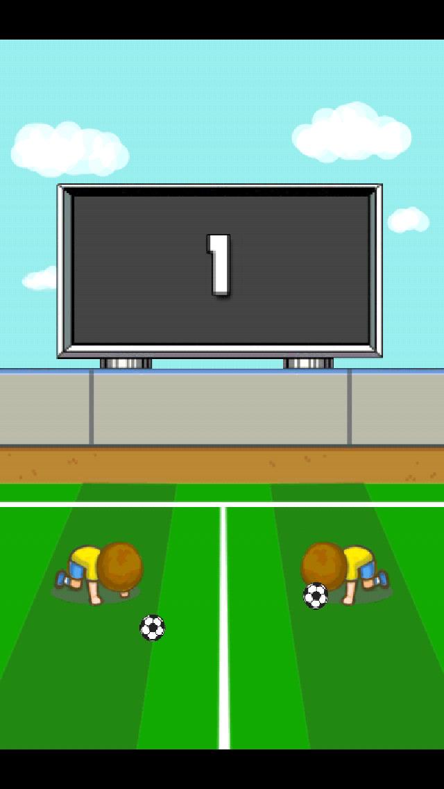 FootBall-Mat Two balls screenshot 2