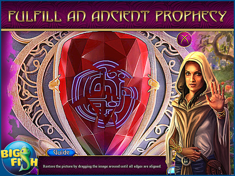 Amaranthine Voyage: The Shadow of Torment HD - A Magical Hidden Object Adventure screenshot 3