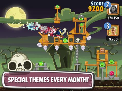 Angry Birds Friends screenshot 10