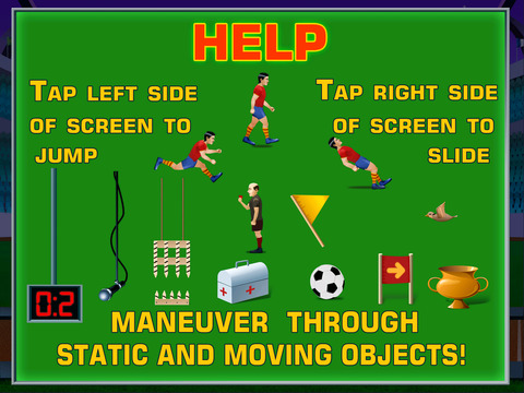 Soccer Stars Run screenshot 4