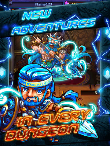 Battle of Puzzles RPG - Dungeon Wars & Epic Battles TCG screenshot 10