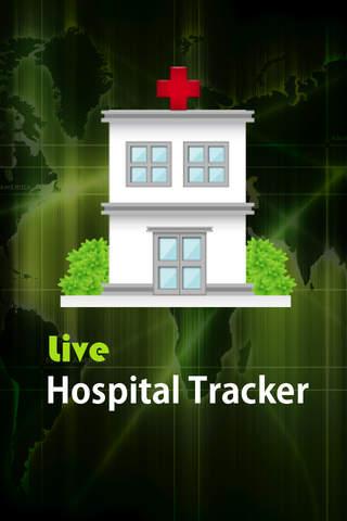 Hospital Tracker - World Live Status - náhled