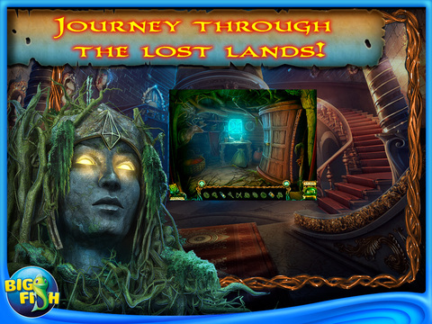 Lost Lands: Dark Overlord HD - A Supernatural Fantasy Game screenshot 2