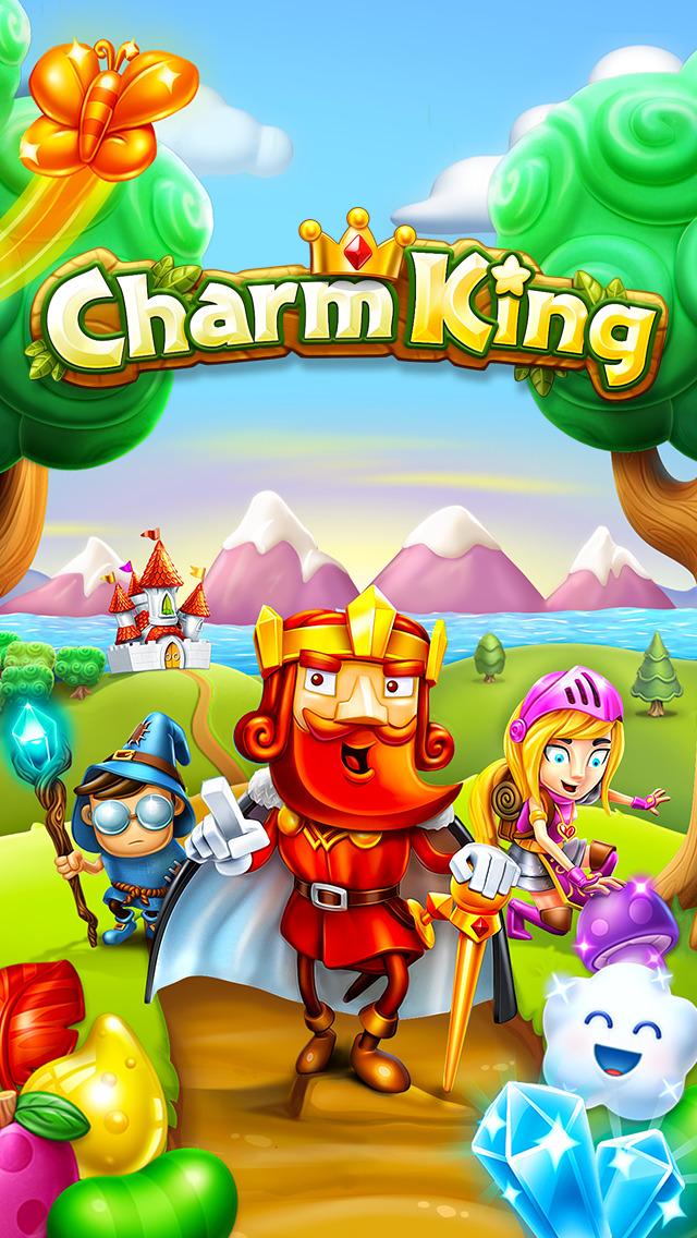 Charm King™ screenshot #4