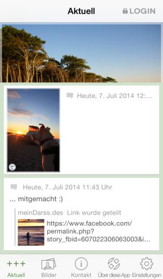 meinDarss screenshot 1