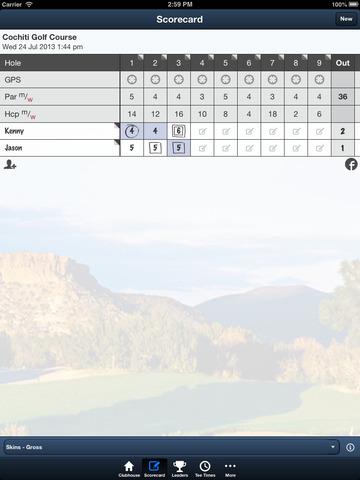 Cochiti Golf Club screenshot 9