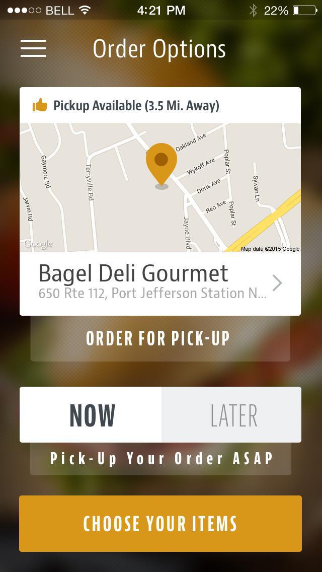 Bagel Deli Gourmet screenshot 2