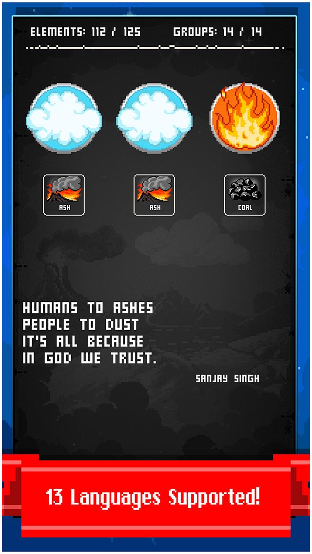 Doodle God: 8-bit Mania screenshot 5