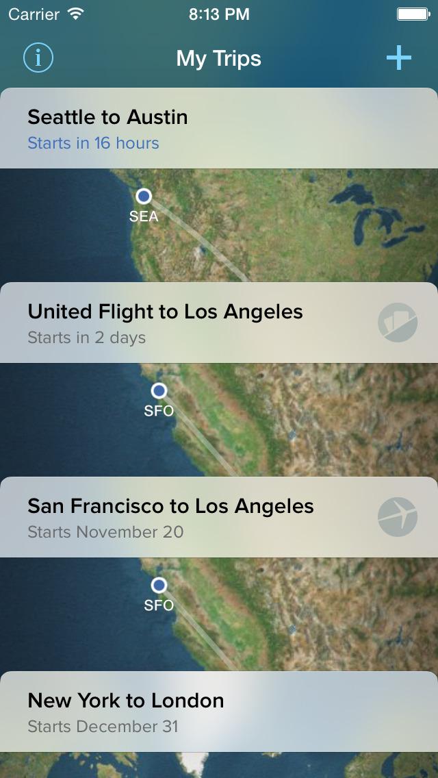 FlightTrack 5 screenshot 2