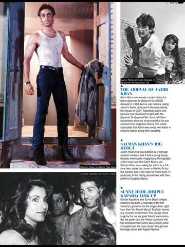 Filmfare Magazine screenshot 9