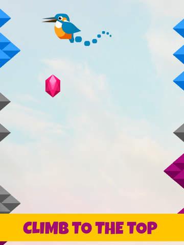 Birdy Bird - Climb to the top screenshot 4