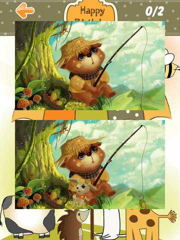 熊探险找不同 screenshot 10