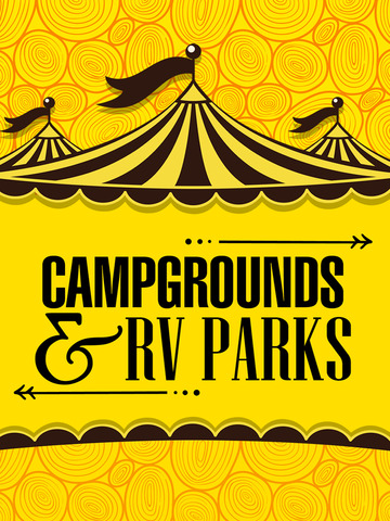 Campgrounds & RV Parks screenshot 6