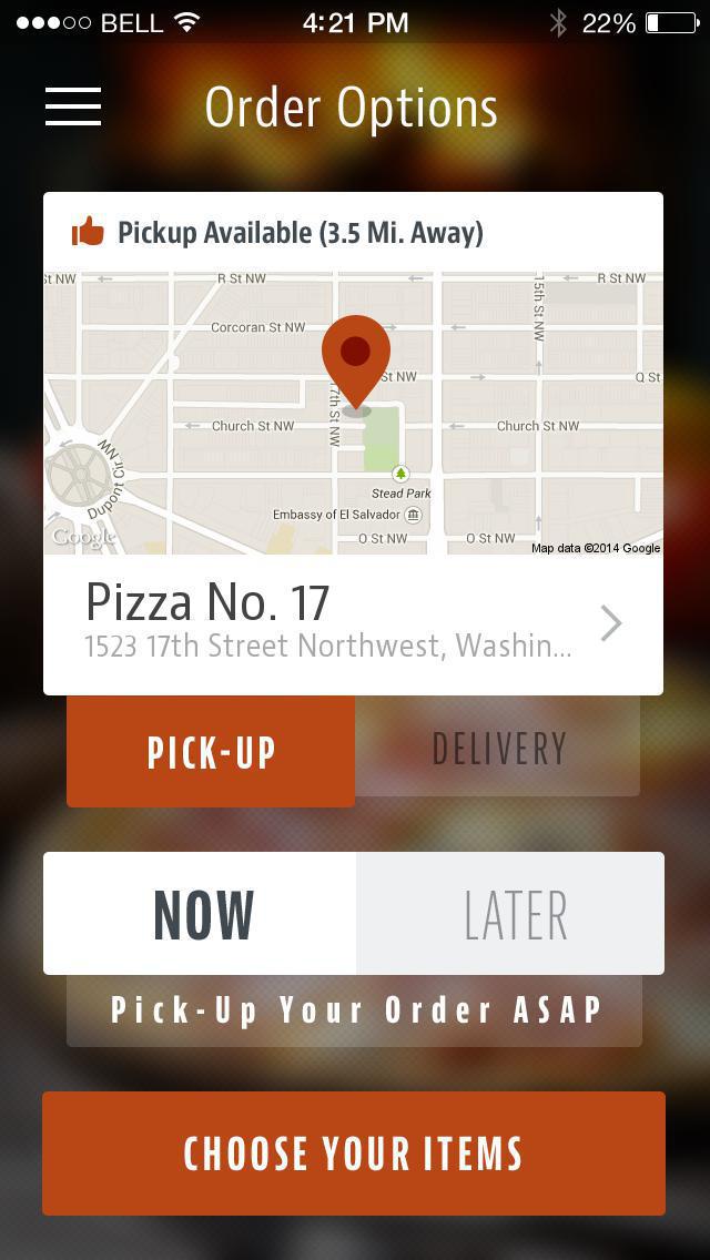 Pizza No. 17 screenshot 2