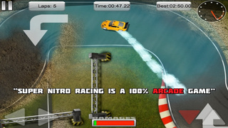 Super Nitro Racing FREE screenshot 1