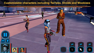Star Wars™: KOTOR screenshot 4