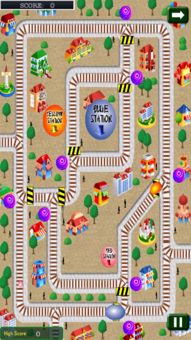 Happy Egg In The City screenshot 3