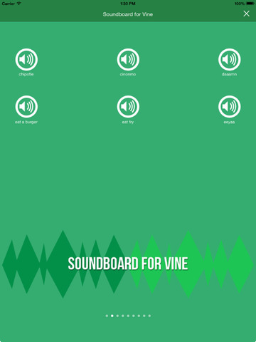 VSounds: The Best Soundboard for Vine screenshot 5