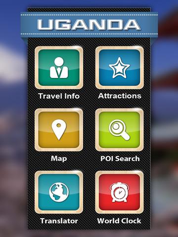 Uganda Tourism Guide screenshot 7