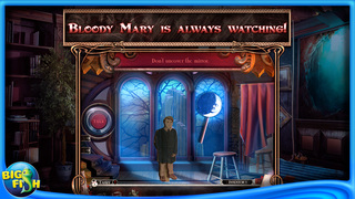 Grim Tales: Bloody Mary - A Scary Hidden Object Game screenshot #3