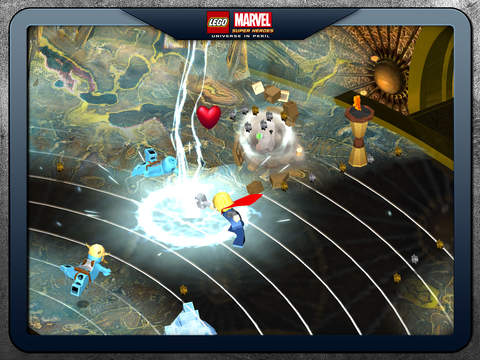 LEGO® Marvel Super Heroes screenshot 10