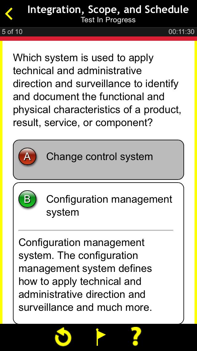 PMP Certification Exam Practice For Dummies screenshot 2