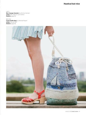 Inside Crochet Magazine screenshot 8