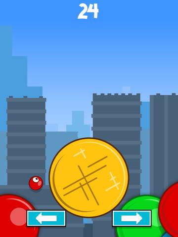 Circle Runner vs Red Ball FREE screenshot 8